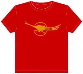 red shirt for burma