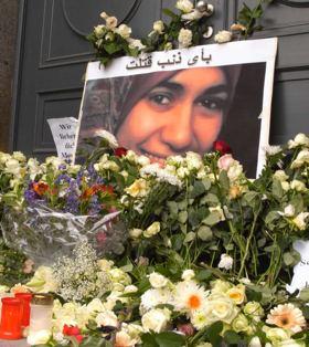 Marwa Funeral Meeting. Photo: Wikimedia Commons